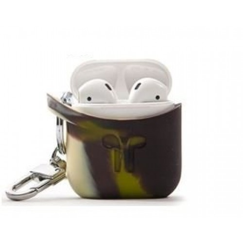 purchase cheap a4409 dacfa MHUB AIRPODS SILICONE CASE - CAMO