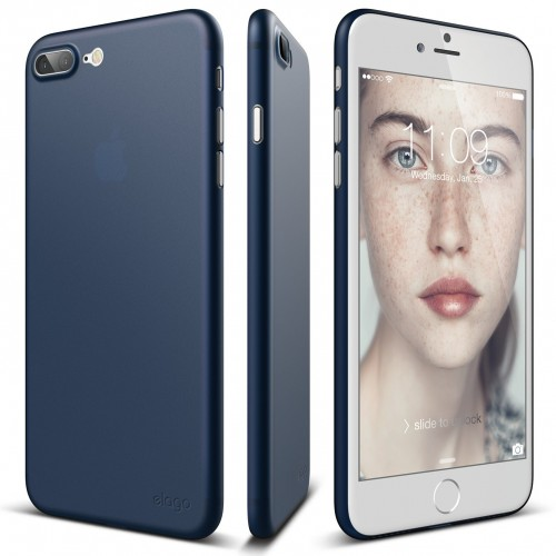 elago / Inner Core Origin iPhone 7 Plus - Jean Indigo