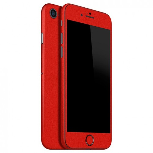 Slickwraps / Color Series Red iPhone 7