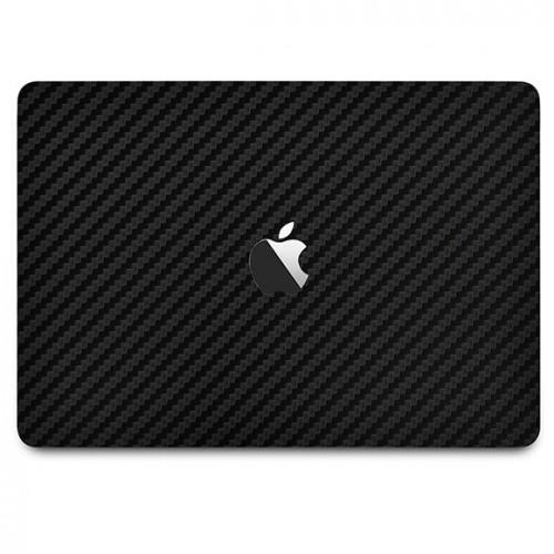 "Slickwraps / Macbook Pro 13"" No Touch Bar Black Carbon"