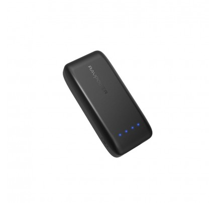 RAVPower / Power Bank / Palm-sized Power Bar 6700mAh iSmart-Black