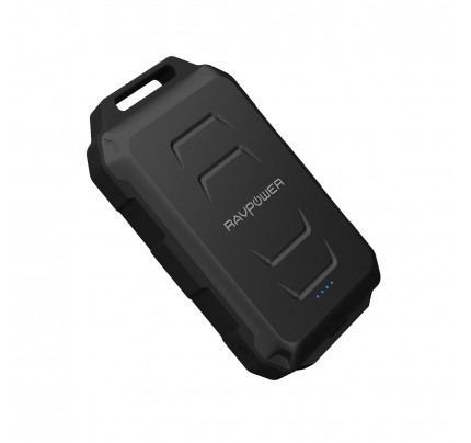 RAVPower / Power Bank / 10050mAh Waterproof Dustproof and Shockproof-Black
