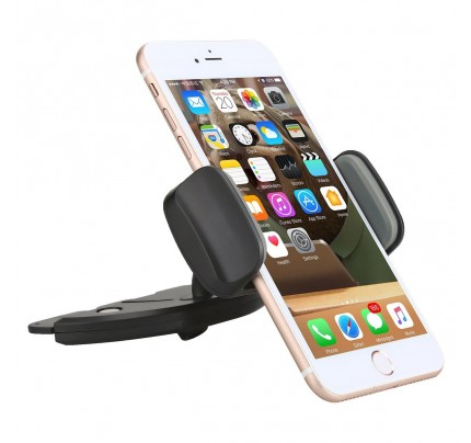 Car Phone Holder CD Slot Mount