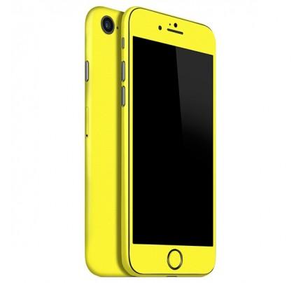Slickwraps / Color Series Yellow iPhone 7