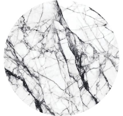 Nuckees / Original Generic -White Marble