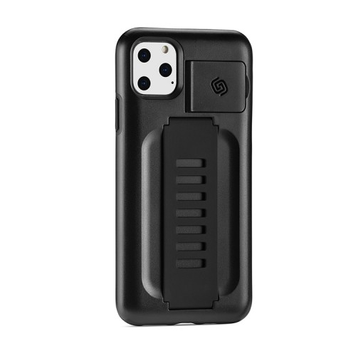 Grip2ü BOOST with Kickstand iPhone 11 (Charcoal)