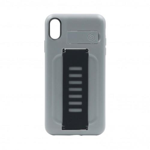 Grip2ü BOOST  with Kickstand  iPhone XS  Max(Dark Moon)