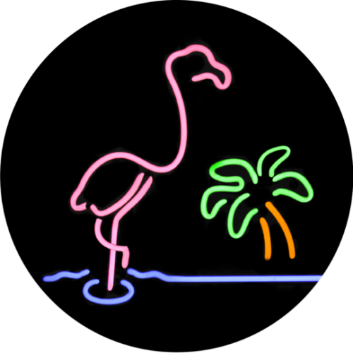 Nuckees / Original Generic -Flamingo Neon