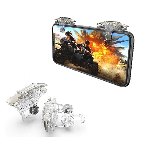 USAMS PUBG Gaming Shooter Controller transparent