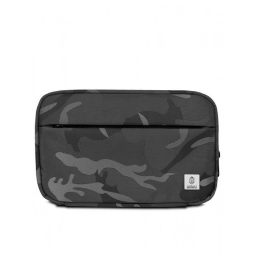 WiWU Camou Travel pouch bag grey