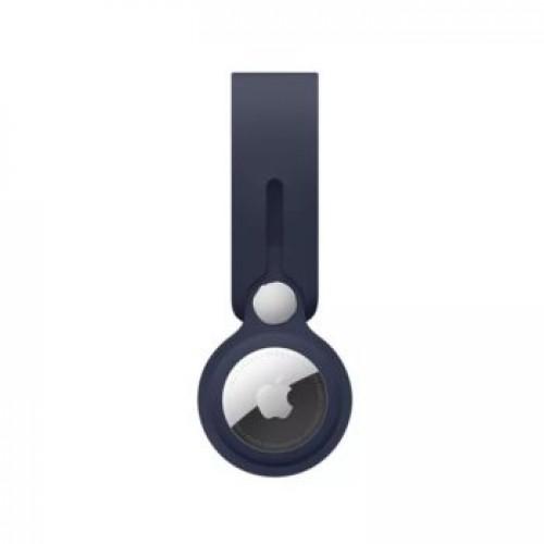wiwu airtag silicon case blue
