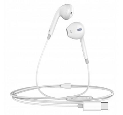 mcdodo type-c digital earphone for type-c devices white