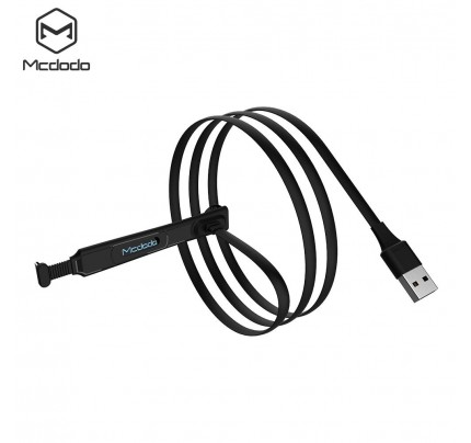 MCDODO Gaming Cable for Type-c 1.5m black
