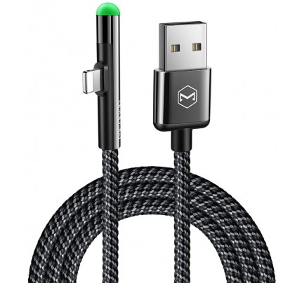 MCDODO No 1 Series Gaming Cable for Lightning 1.8m black