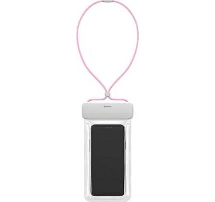 Baseus Slip Cover waterproof bag pink