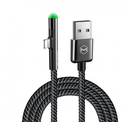 MCDODO No 1 Series Gaming Cable for Lightning 1.2m black