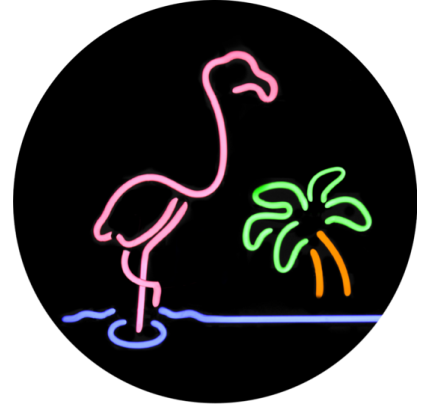 Nuckees / Original Generic -Flamingo Neon