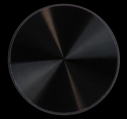 Nuckees / Trends Metal Vinyl -Black