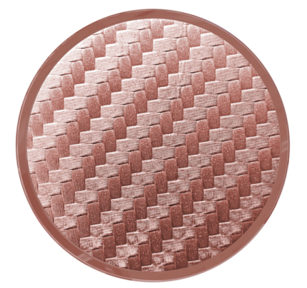 Nuckees / Trends Carbon -Rose Gold