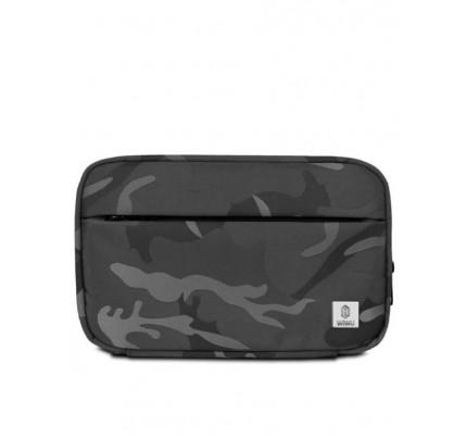 WiWU Camou Travel pouch bag grey
